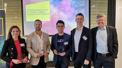 LUCA Plus wins more than entry to EY foundry