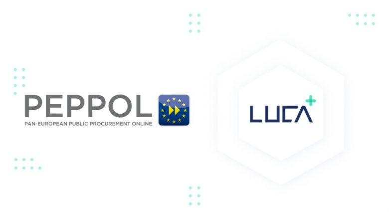 LUCA+ now to meet eInvoicing Standards — with OpenPEPPOL