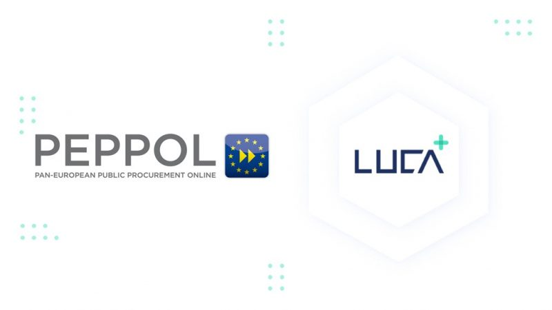 LUCA Plus now to meet eInvoicing Standards — with OpenPEPPOL