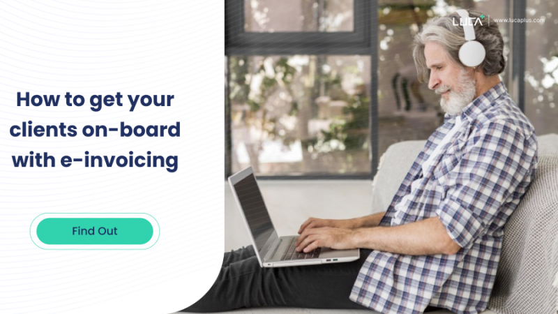 How to Communicate Your E-invoicing Intentions to Your Clients