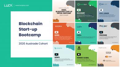 LUCA Plus Represents Australia in Global Blockchain Bootcamp